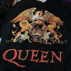Official Queen t-shirt large men's black